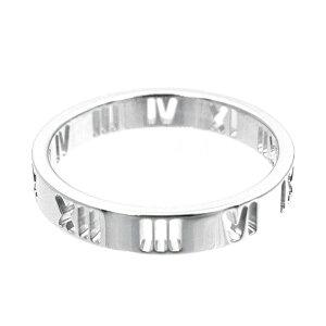 Tiffany ティファニー リング メンズ レディース 指輪 アトラス ナローリング シルバー SS NRW PRCD ATLAS | ブランド