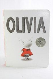 Olivia【古本】【英語】ボードブック Ian Falconer