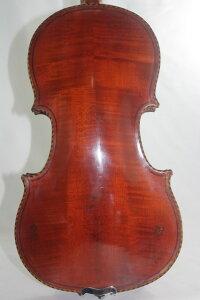 縁飾りのあるヴァイオリン、ノーラベル