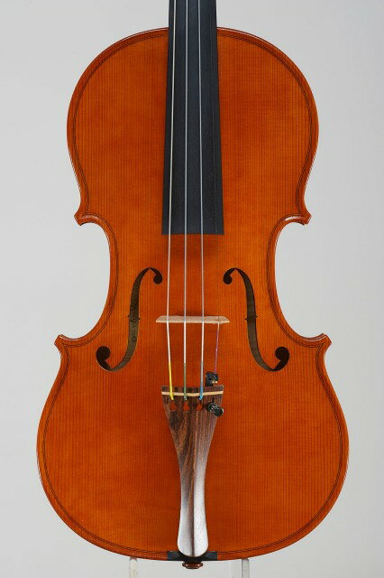 "Barbara Piccinotti 2013-14 Cremona ""Stradivari 1715"" バルバラ・ピチノッティ クレモナ 『ストラディバリ1715モデル』"