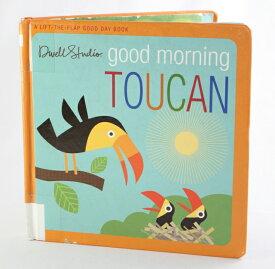 Good Morning TOUCAN 【古本】【英語】ボードブック Dwell Studio