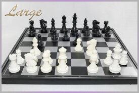 マグネット チェス駒セット ♪大♪ 盤31cm x 31cm