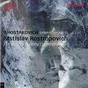 CD ロストロポーヴィチ Rostropovich ショスタコーヴィチ『交響曲第11番』1905年