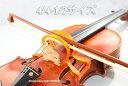 バイオリン・ボウ・コリメーター Violin Bow Collimator 4/4-1/2サイズ ボーイングの練習に!