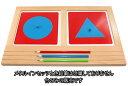 モンテッソーリ メタルインセッツ トレーシングトレイ ♪台のみ♪ Montessori Metal Insets Tracing Tray 知育玩具