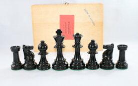 ヴィンテージ・チェス ♪Staunton フランス製♪ 1940年代