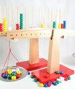 モンテッソーリ はかり2種セット Montessori Balance Scale Counting 知育玩具