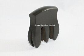 ミュート 黒檀 くし型(コンツアード) チェロ用 3本爪