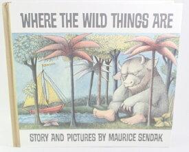 Where The Wild Things Are 【古本】【英語】ハードカバー Maurice Sendak