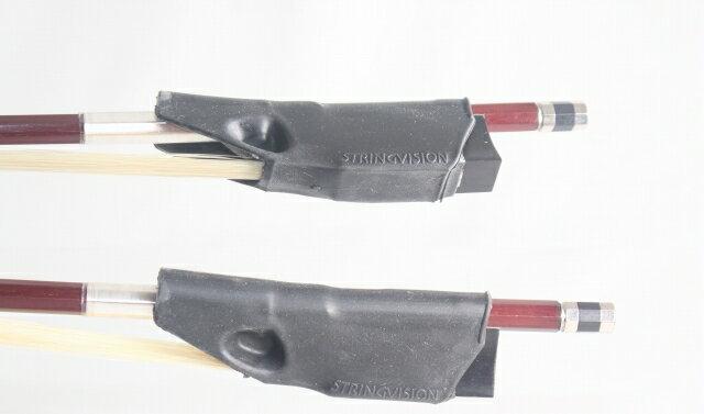 ボウ・グリップ Stringvision Bow Grip バイオリン・ビオラ・チェロ用