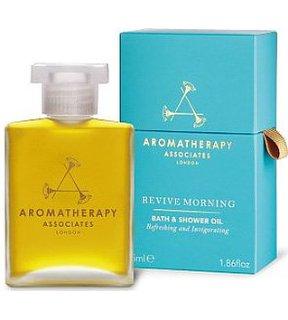 アロマセラピーアソシエイツ リバイブ モーニング バスアンドシャワーオイル 55ml (入浴剤・バスオイル) AROMATHERAPY ASSOCIATES Revive Morning Bath & Shower Oil