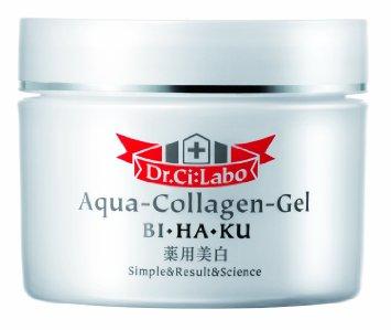 ドクターシーラボ 薬用アクアコラーゲンゲル美白 120g Dr.Ci:Labo DR CI:LABO Aqua Collagen-Gel BIHAKU