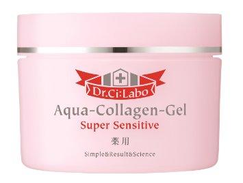 ドクターシーラボ 薬用アクアコラーゲンゲル スーパーセンシティブ 120g (オールインワン) Dr.Ci:Labo DR CI:LABO AQUA COLLAGEN GEL Super Sensitive 医薬部外品