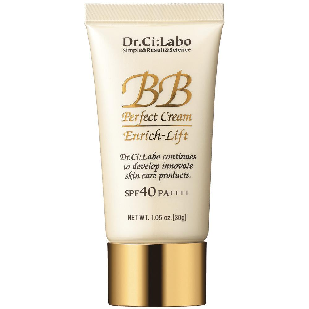 ドクターシーラボ BBパーフェクトクリーム エンリッチリフト 30g (BB・CCクリーム) Dr.Ci:Labo Perfect Cream Enrich-Lift