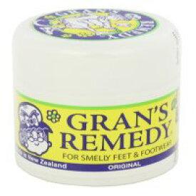 グランズレメディ 無香料 50g (フットケア) Gran's Remedy Fragrance-free