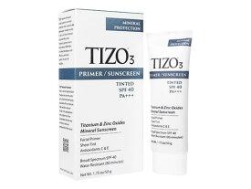 タイゾー3プライマー・サンスクリーンティンティドSPF40_50g Tizo3 Primer/Sunscreen Tinted SPF40 50g