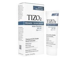 タイゾー2プライマー・サンスクリーンノンティンティドSPF40_50g Tizo2 Primer/Sunscreen Non-Tinted SPF40 50g