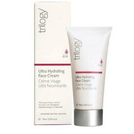 トリロジー (Trilogy) ウルトラ ハイドレーティング フェイス クリーム 75ml 1本 (Trilogy)Ultra Hydrating Face Cream