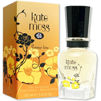 凱特摩斯凱特摩斯夏令時EDT淡香水SP 30ml KATE MOSS KATE MOSS SUMMER TIME EAU DE TOILETTE SPRAY