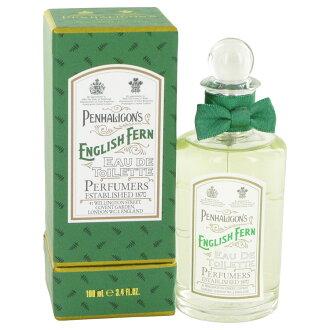 彭的英語蕨 EDT Eau de 香水 100 毫升 142 間豪華的英語蕨 EAU DE 香水噴霧