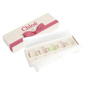 克洛伊珂,小型 (微型香味套) 5 毫升 x 5 克洛伊克洛伊微型集合