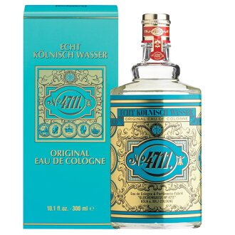 4711 original EDC Cologne BT 300 ml 4711 ORIGINAL EAU DE COLOGNE