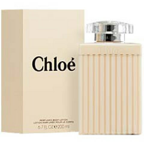 クロエ ボディローション 200ml Chloe CHLOE BODY PERFUMED BODY LOTION