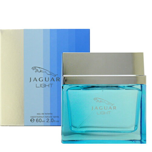 ジャガー ジャガー ライト EDT オードトワレ SP 60ml JAGUAR JAGUAR LIGHT EAU DE TOILETTE SPRAY