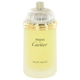 カルティエ パシャ EDT オードトワレ SP 100ml(テスター・未使用) CARTIER PASHA DE CARTIER EAU DE TOILETTE SPRAY(TESTER)
