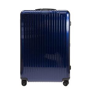 リモワ RIMOWA スーツケース エッセンシャル ライト チェックイン L 81L ESSENTIAL LITE Check-In L 82373604 グロスブルー ポリカーボネート