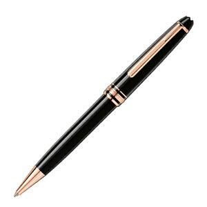 【7/31までポイント5倍】モンブラン ボールペン MONTBLANC マイスターシュテュック レッドゴールドコーティング クラシック ボールペン 112679