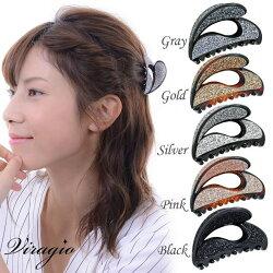 ヘアクリップミニバンスクリップシンプルヘアアクセサリー髪留めクリップバンス髪飾り人気ブランド結婚式ギフトvi-1031