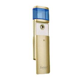 ハンディミスト 美ルル モイスミスト 化粧水 携帯 美顔器 保湿 加湿 補水 ナノ nano 毛穴ケア 乾燥 対策 充電式 スチーム スチーマー 持ち運び モバイル 携帯式 belulu
