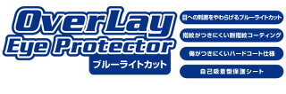 LGgram17インチ17Z990用保護フィルムOverLayEyeProtectorforLGgram17インチ17Z990液晶保護目にやさしいブルーライトカット