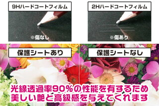 富士通イメージスキャナーfi-7300NX用保護フィルムOverLay9HBrilliantforFUJITSUImageScannerfi-7300NX(FI-7300NX)9H高硬度で高光沢タイプ
