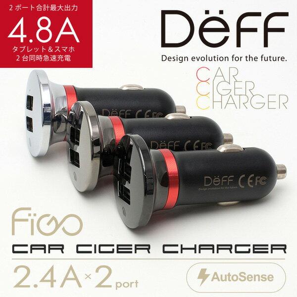 Car Ciger Charger FIGO / シガーチャージャー USB シガーソケット