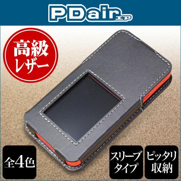 Speed Wi-Fi NEXT W03 HWD34 用 ケース PDAIR レザーケース スリーブタイプ 【送料無料】 スリーブ型 おしゃれ 可愛い 高級 本革 本皮 ケース レザー