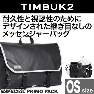 TIMBUK2EspecialPrimoWaterproofMessengerBag(エスペシャル・プリモメッセンジャー)(Black)【送料無料】防水性を誇る継ぎ目なしのデザイン
