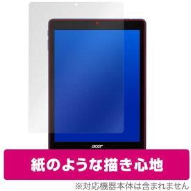 Acer Chromebook Tab 10 保護フィルム OverLay Paper for Acer Chromebook Tab 10液晶 保護 フィルム 紙に書いているような描き心地 ペーパーライク フィルム タブレット フィルム