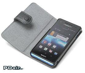 Xperia AX SO-01E 用 ケース PDAIR レザーケース for Xperia AX SO-01E 横開きタイプ 【送料無料】 エクスペリア SO01E おしゃれで 可愛い 高級 スマホケース 皮手帳型 手帳型 ダイアリー 皮 革 本革 ケース カバー ジャケット スリムデザイン