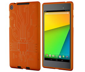 ネクサス7 TPU ケース Cruzerlite Bugdroid Circuit Case for Nexus 7 (2013)
