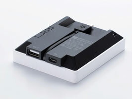 ポケモン go に最適 Urban Utility モバイルバッテリー SQUARE 5000mAh ポケモンgo 大容量バッテリー 充電器