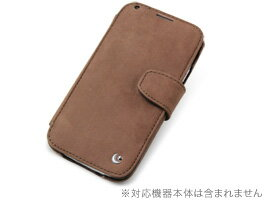 Noreve Exceptional Selection レザーケース for GALAXY S4 SC-04E 横開きタイプ(スタンド機能付)