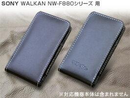 ウォークマン NW-F880シリーズ 用 ケース PDAIR レザーケース for ウォークマン NW-F880シリーズ バーティカルポーチタイプ