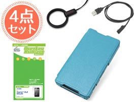 Xperia祭り!お得な4点セット for Xperia (TM) ZL2 SOL25