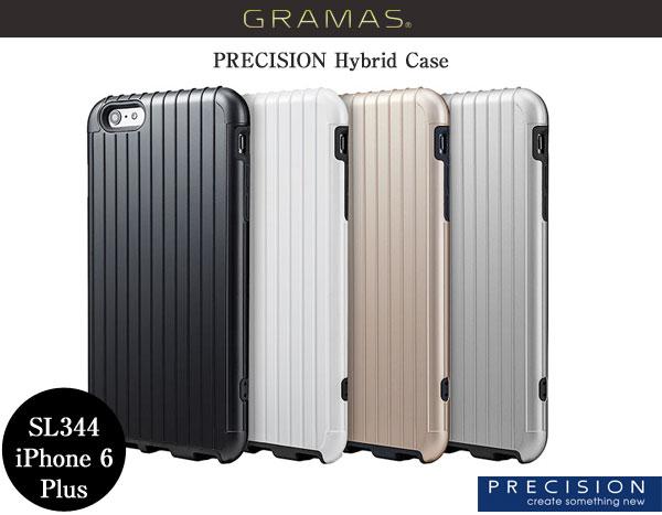 iPhone6 Plus ハイブリッドケース PRECISION Hybrid Case SL344 for iPhone 6 Plus プラス NEW iPhone iPhone 6 Plus (5.5インチ) SL344BK SL344WH SL344SL SL344GL SL344NV SL344RD SL344OG SL344BL