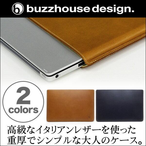ハンドメイドレザーケース for VAIO Z Canvas (VJZ12A1) 【送料無料】 レザー 高級 ケース カバー