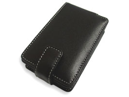 PDAIR Leather Case for iPod classic/5G 縦開きタイプ(PALCIPD5F) 10P03Dec16
