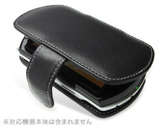 PDAIR leather case for PSP go side-fold type