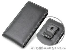 Xperia NX SO-02D 用 ケース PDAIR レザーケース for Xperia NX SO-02D ベルトクリップ付バーティカルポーチタイプ